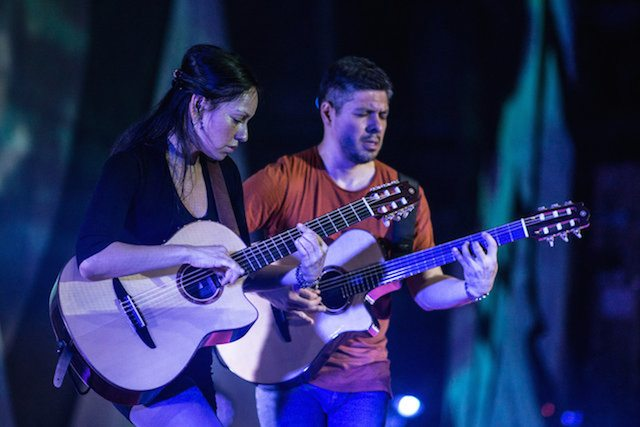 May 1st Showers Welcomed Rodrigo y Gabriela To The Beacon Theater