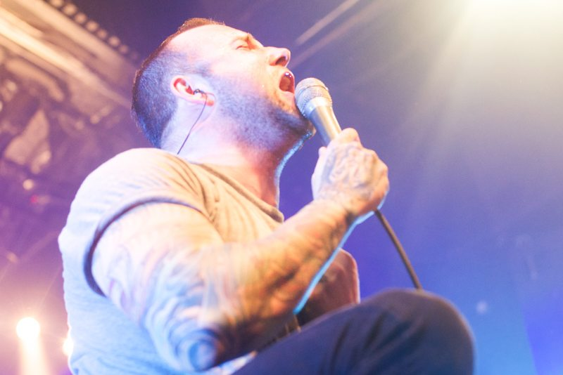 August Burns Red, Protest The Hero, In Hearts Wake, '68 at Playstation Theater 1/6