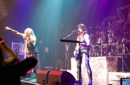 Steel Panther Brings The Party To The Gramercy Theatre