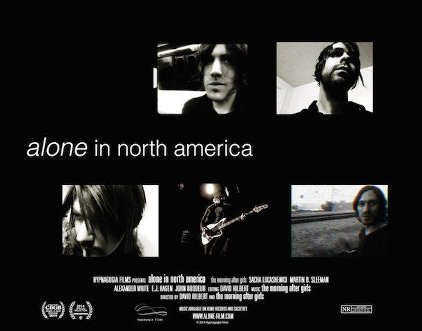 'Alone In North America' Documentary