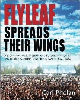 Flyleaf Speads Their Wings