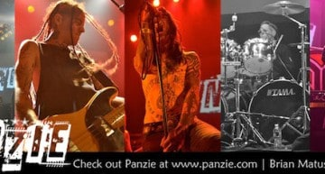 NYC Band Panzie* Looks For New Lead Singer!