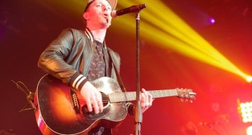 Mat Kearney Sells Out The Best Buy Theater