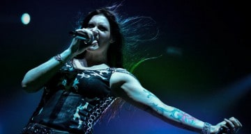 Nightwish Perform To A Sold Out Crowd At Hammerstein Ballroom