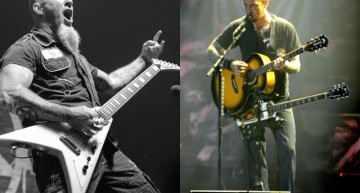 Anthrax and Volbeat sell out Hammerstein Ballroom
