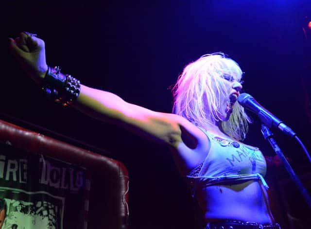 Greece's Barb Wire Dolls Play Brooklyn's Grand Victory
