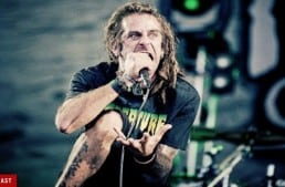 Lamb of God's Randy Blythe on MetalSucks Podcast