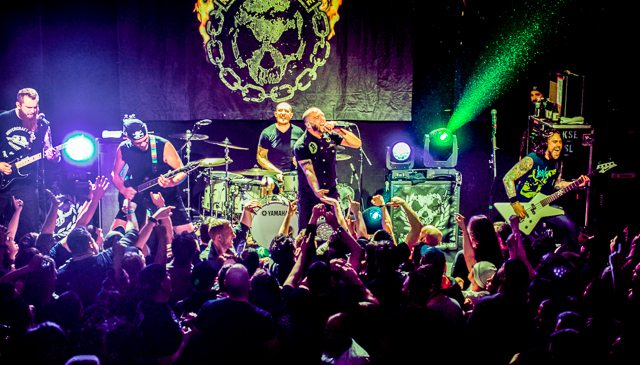 Killswitch Engage Celebrates Release of 'Incarnate' at Rough Trade NYC