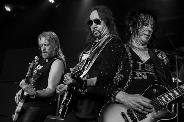 Eddie Trunk and Q104.3FM Present Ace Frehley with KILLCODE at B.B. Kings, NYC