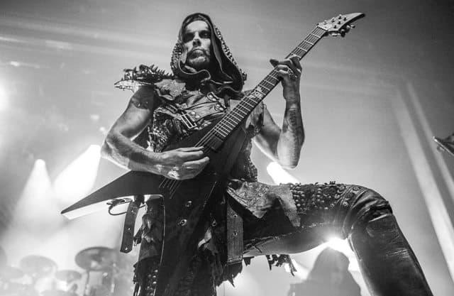 Behemoth's 'Blasfemia Amerika 2016' Unites NYC's Metal Scene