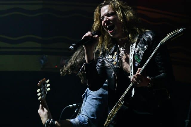 Halestorm, Lita Ford and Dorothy Bring Their Girl Power to Webster Hall