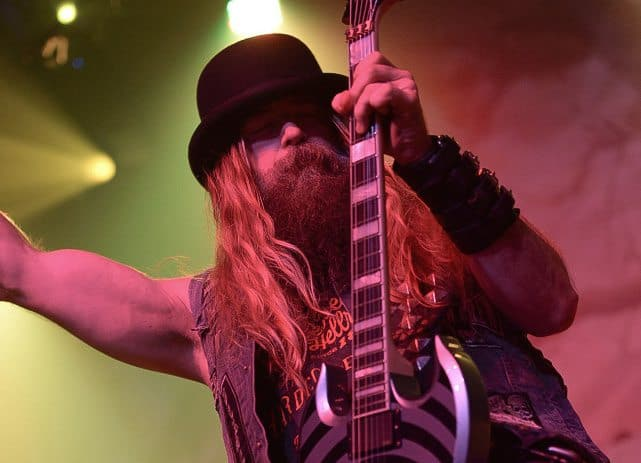 Zakk Wylde Shreds Through Webster Hall