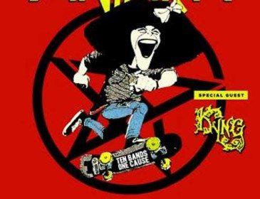 Anthrax To Play Brooklyn's Saint Vitus 9/16