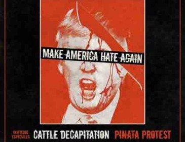 Cattle Decapitation Announces US Tour w/ Brujeria