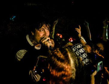 Death Spells Slay at Bowery Electric