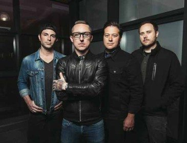 Yellowcard Release Second Single/Video, Say Goodbye with Final Album & Tour
