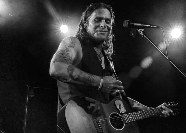 Blackthorn 51 Presents Mike Tramp