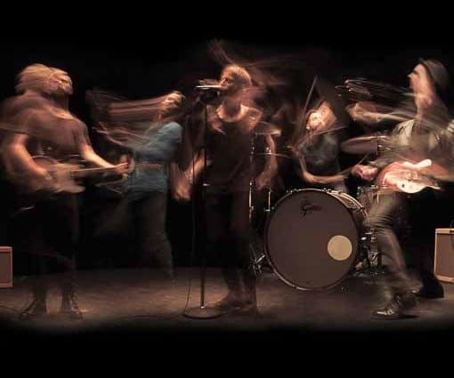 """The Temperance Movement Talks """"White Bear"""", Opening for The Rolling Stones + Third Album"""