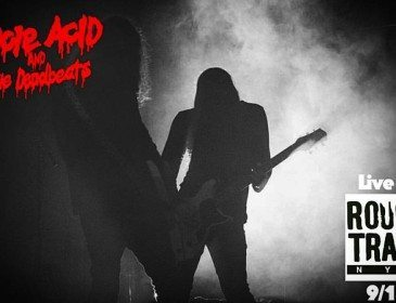 Uncle Acid & The Deadbeats Playing Music Hall of Williamsburg + Free Show at Rough Trade