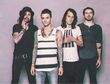 """Dashboard Confessional Reveal Surprise Covers EP titled """"Covered + Taped"""""""