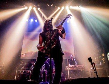 Enslaved bring Norwegian Viking-Black Metal to the Gramercy Theatre