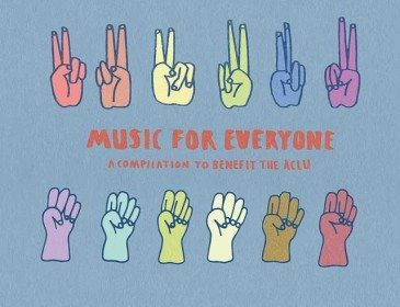 FIGHTING BACK WITH MUSIC: Taking Back Sunday's John Nolan and Friends Compile Music For Everyone