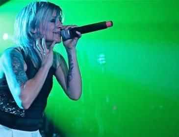 Lacey Sturm Returns With Inspiration Alongside Stitched Up Heart