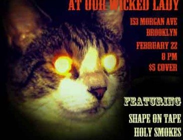 """""""Wicked Wednesdays"""" Coming to Brooklyn's Our Wicked Lady!"""
