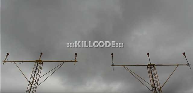 "Killcode Release Teaser for ""Kickin' and Screamin'"""