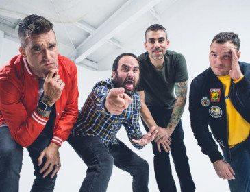 New Found Glory 20 Year Anniversary Tour