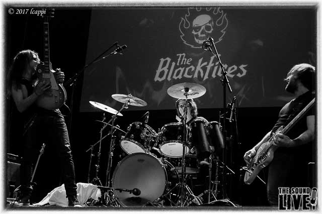 The Blackfires No.18