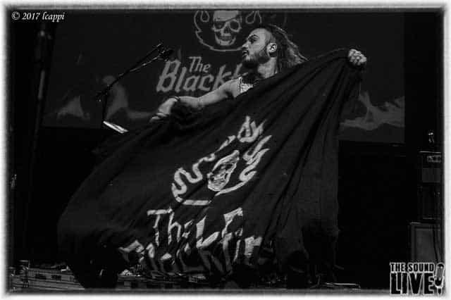 The Blackfires No.19