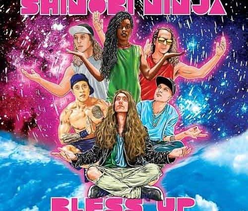 Bless Up: Shinobi Ninja Celebrates New Album Release at Knitting Factory