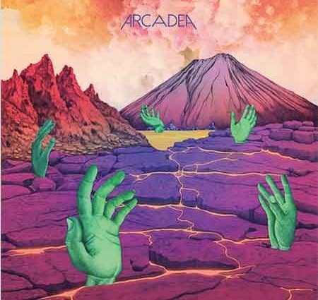 Arcadea Sign with Relapse Records, New Album Out June 16th