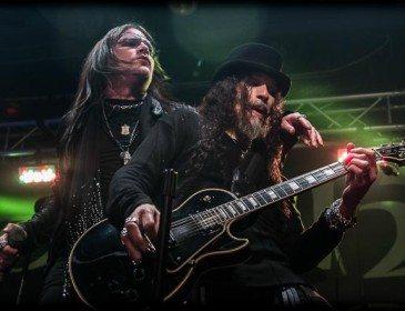 :::KILLCODE::: Rocks Mulcahy's Pub at the L.A. Guns Reunion Tour