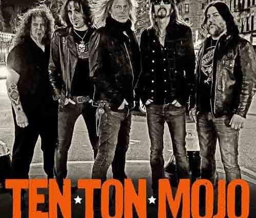 Ten Ton Mojo Has A New Voice