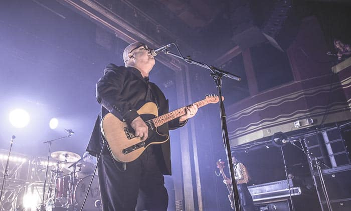 Pixies Bring 90s Nostalgia to Webster Hall